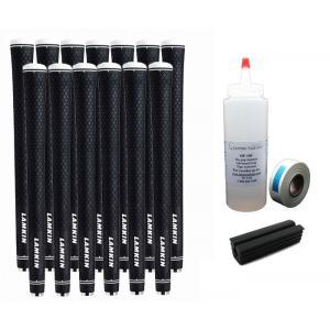 13 Lamkin REL Ace 3GEN Black Oversize - Free Grip Kit