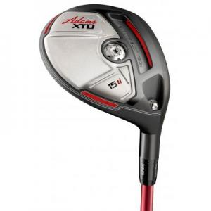 Adams XTD Titanium Fairway Wood Assembled