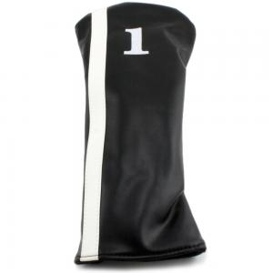 Racer Driver Headcover - Black
