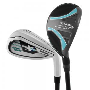 Lady Grand Hawk XP Hybrid Iron Golf Clubs