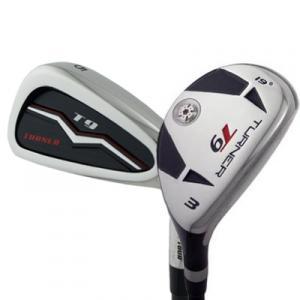Turner T9 Hybrid Iron Golf Clubs