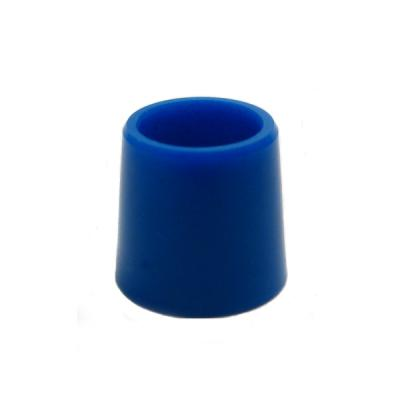 1/2 Inch Wood Ferrules Doz. Blue