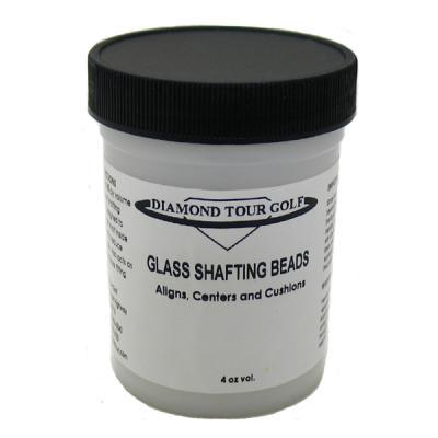 Diamond Tour Golf's 4oz. Glass Shafting Beads