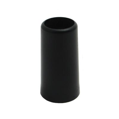1 Inch Iron Ferrules Doz. (All Black)