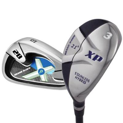 Grand Hawk XP-28 Hybrid Iron Set