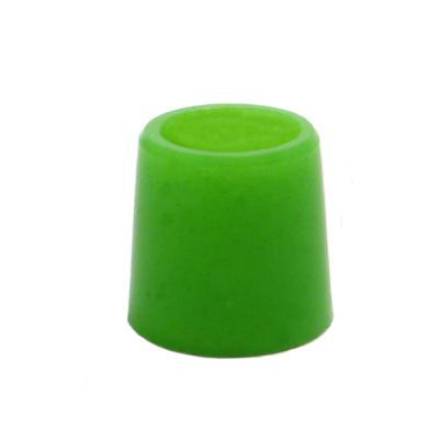 1/2 Inch Iron Ferrules Doz. Green