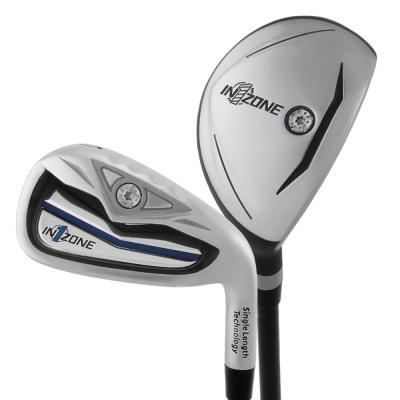 In1Zone Single Length Golf Clubs