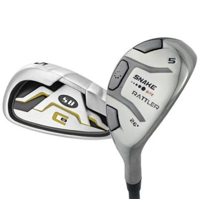 Snake Bite C8 Hybrid Iron Golf Clubs