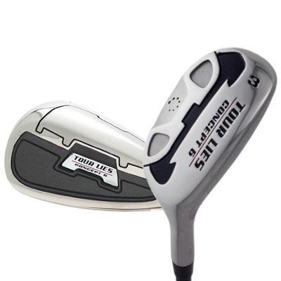 Tour Lies Concept 6 Golf Clubs