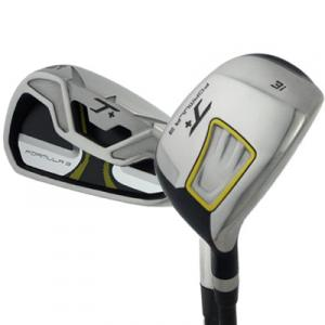 T + Formula 3 Hybrid Iron Golf Clubs