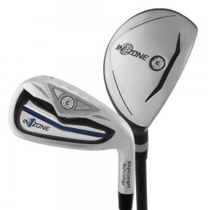 In1Zone Single Length Iron Set Heads