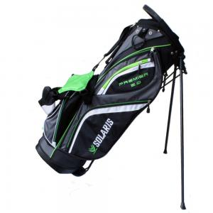 Solaris Premier 2.0 Stand Bag Grey/Green/White