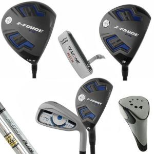 Z Force Z-45 Full Golf Club Set