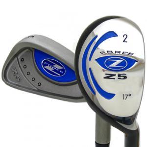 Z Force Z-5  Hybrid Iron Golf Clubs