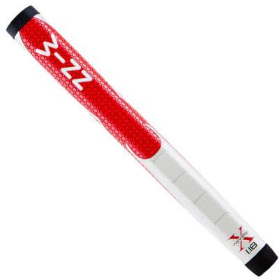 Winn Pro X 1.18 Putter Red/Cool Grey