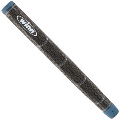 Winn Excel Midsize Pistol Putter Dark Gray/Blue