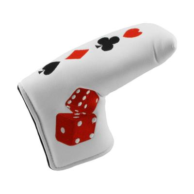 Gambler Putter Head Cover