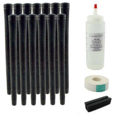 13 Cobra/Lamkin REL 360 - Black - Free Grip Kit