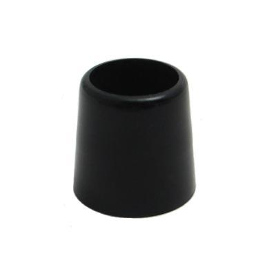 3/8 Inch .350 Wood Ferrules Doz. (All Black)