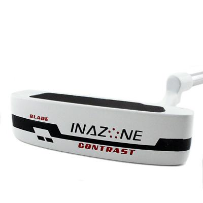 Inazone Contrast Blade White Putter