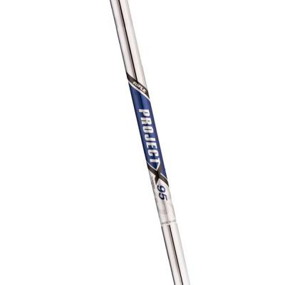 Project X Flighted 95 RAW Iron Shaft