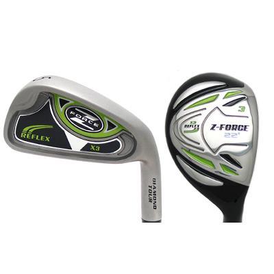 Z Force Reflex X3 Hybrid Iron Set