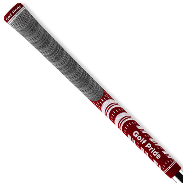 Golf Pride New Decade Platinum Red