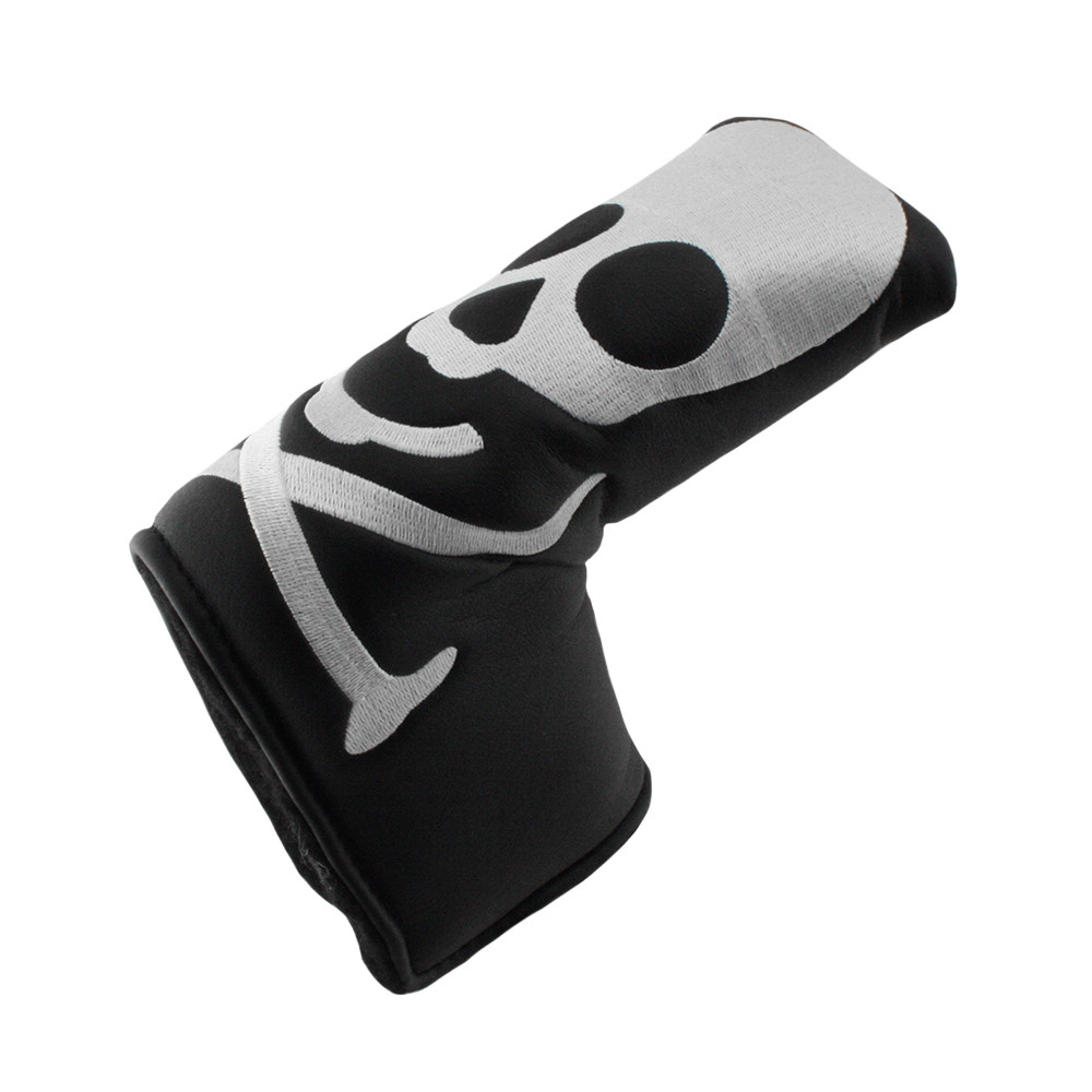 Skull Blade Putter Head Cover
