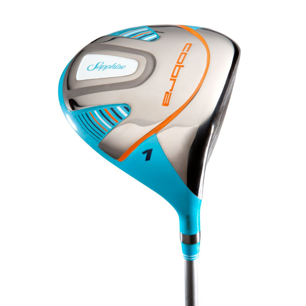 Lady Cobra Sapphire Driver Component