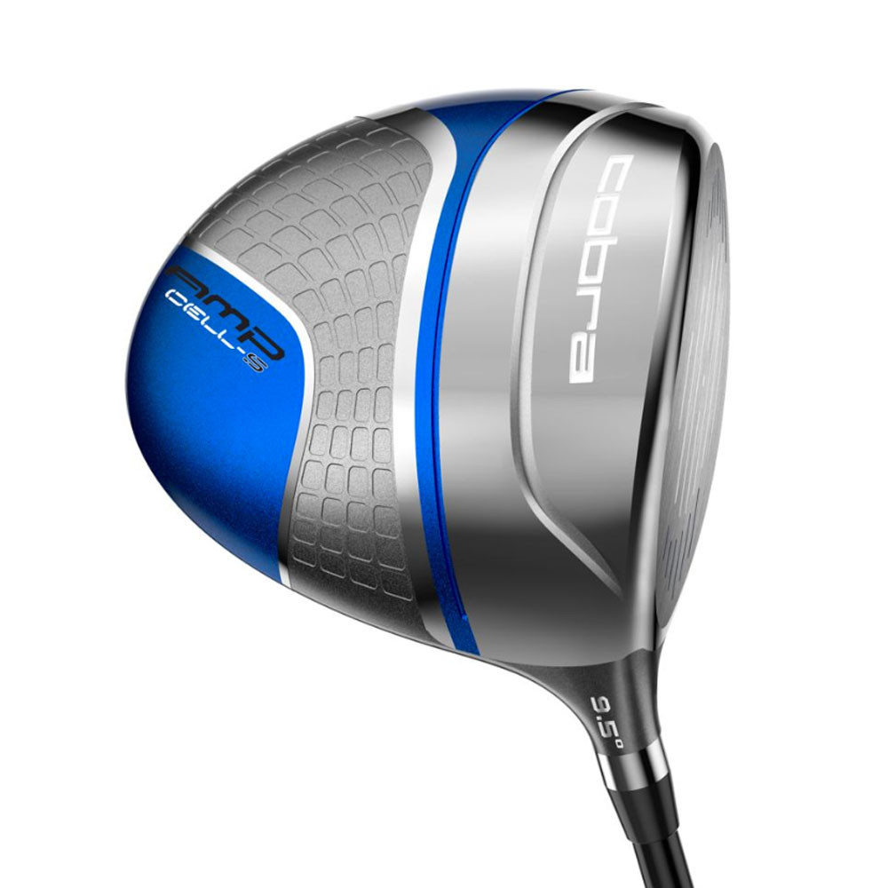 Cobra Amp Cell-S Driver Component - Blue