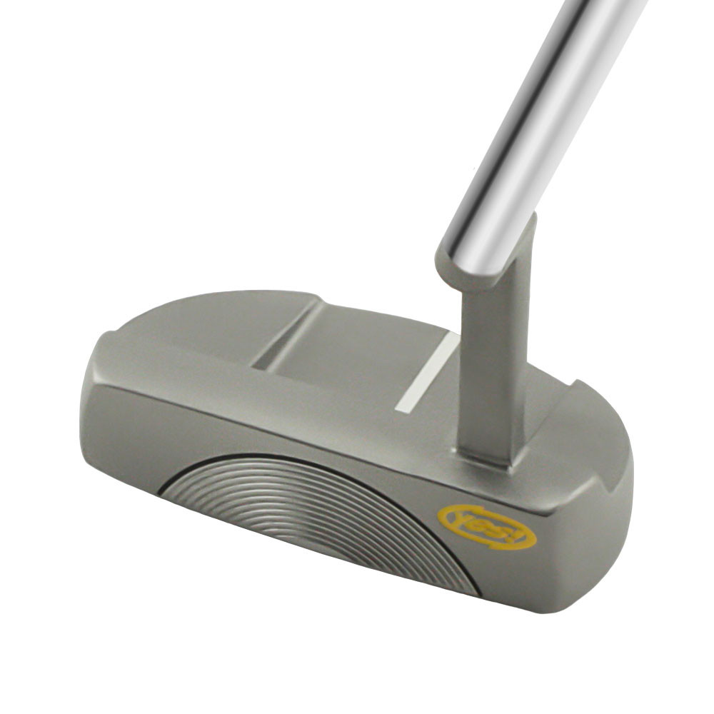 YES! C-Groove Penny Putter Assembled