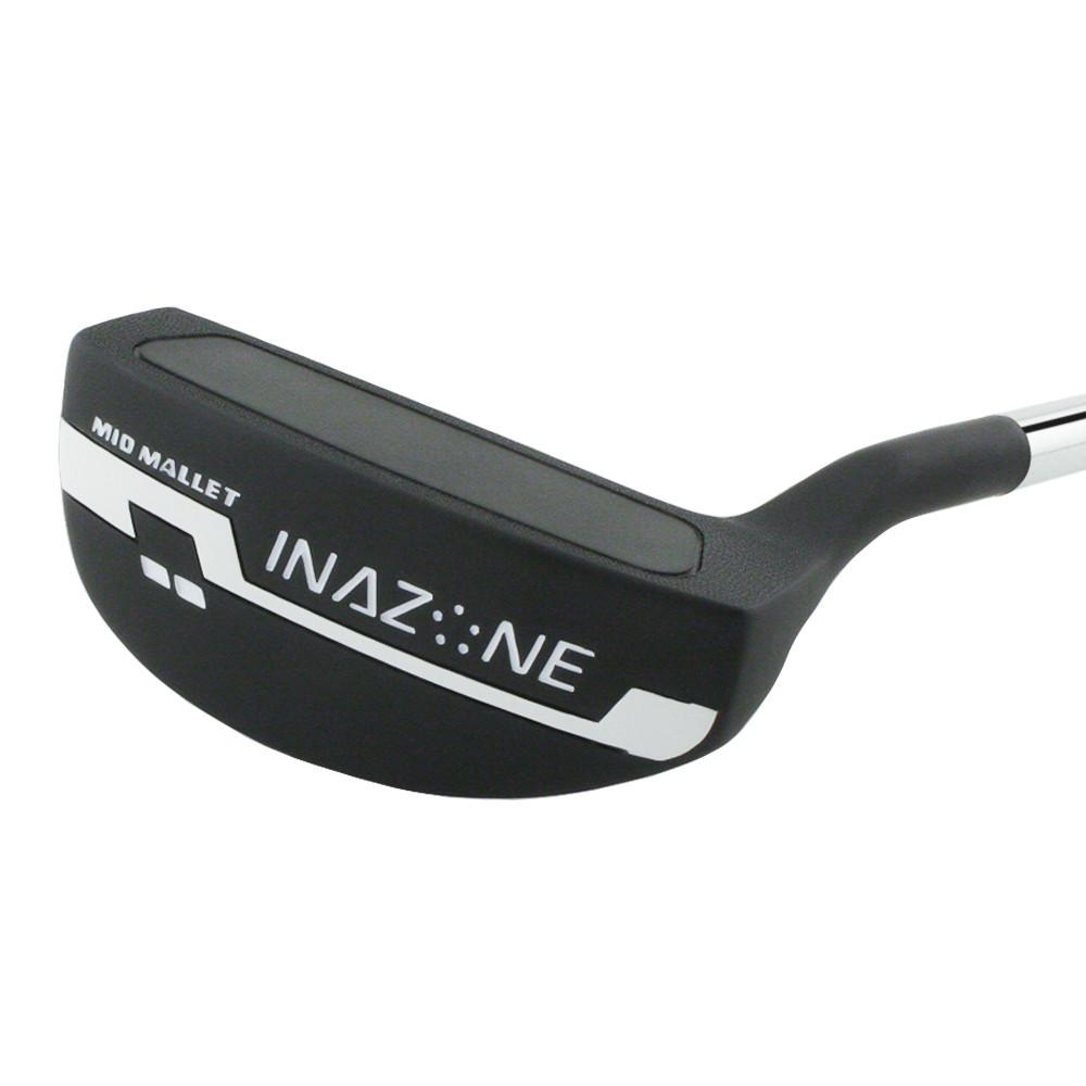 Inazone Mid Mallet Black Putter
