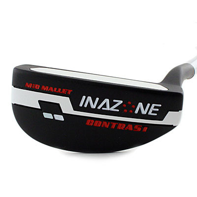 Inazone Contrast Mid Mallet Putter