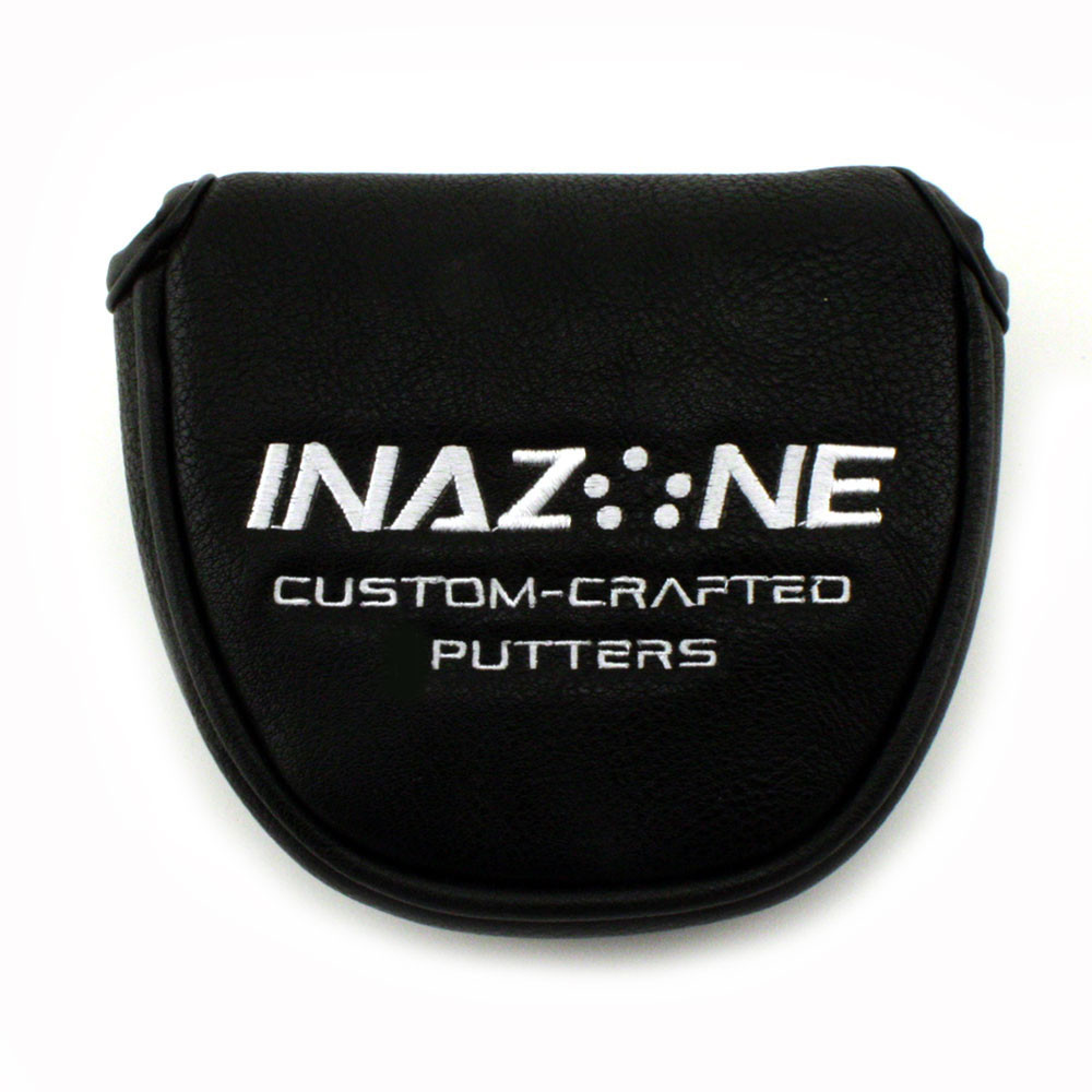 Inazone Heel Shafted RH Mallet Putter Head Cover