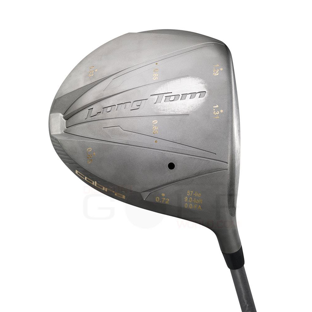 Cobra Long Tom Limited Edition Driver Component - RAW