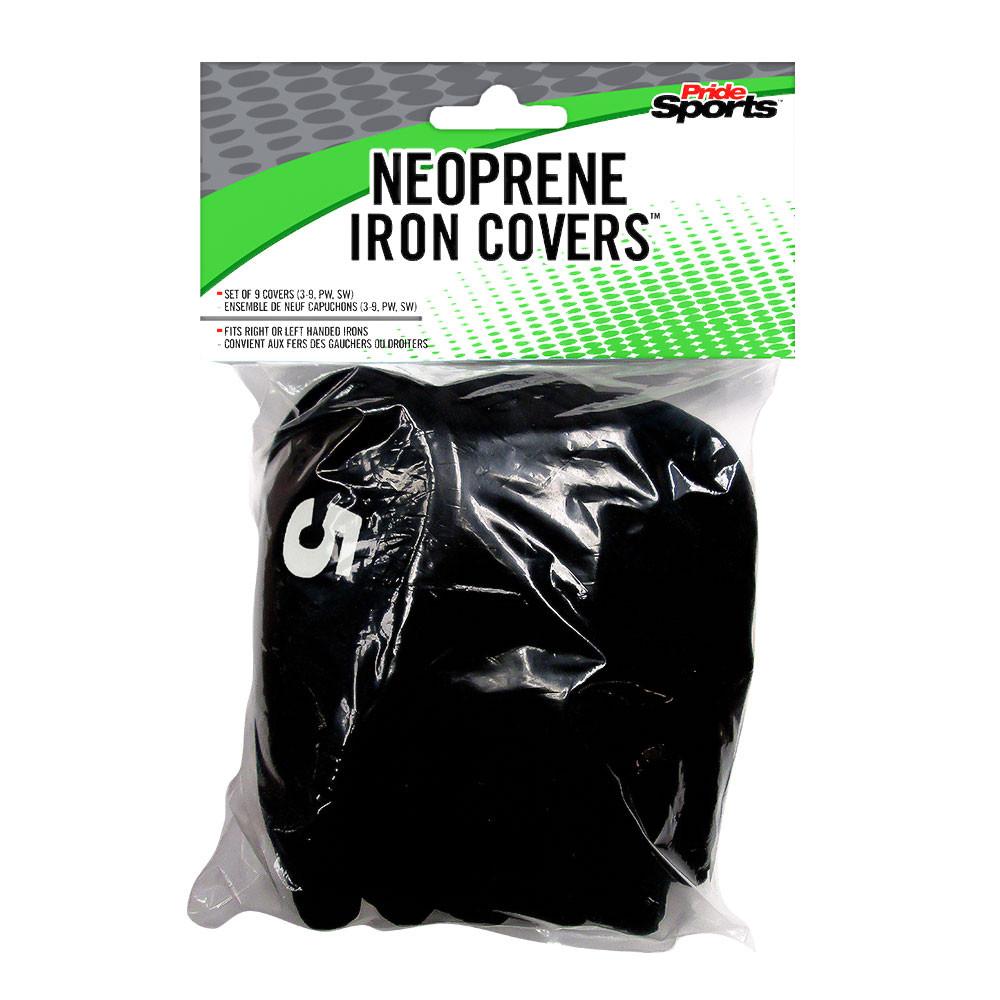 Pride Golf Iron Headcovers - Set 3-SW