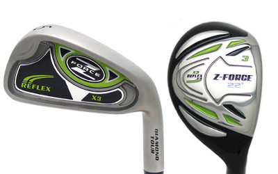 Z Force Reflex X3 Hybrid Iron Set