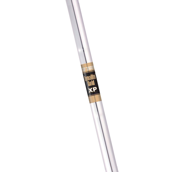 True Temper Dynalite Gold XP Taper Tip Individual Iron Shafts
