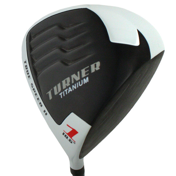 Turner True Speed II White Driver
