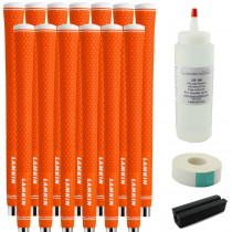 13 Lamkin REL Ace 3GEN Orange Oversize - Free Grip Kit
