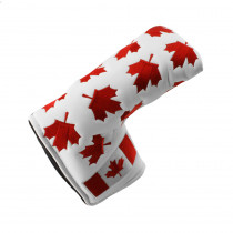 Canadian Blade Putter Head Cover