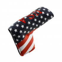 USA Blade Putter Head Cover