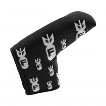 F-Bomb Putter Head Cover - Black
