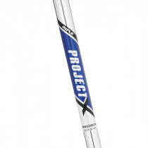 Project X Taper Tip Iron Single Shaft