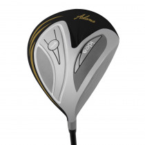 Lady Adams New Idea Driver - Black/Gold
