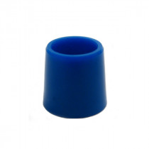 1/2 Inch Iron Ferrules Doz. Blue