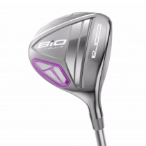 Lady Cobra Bio Cell-S Fairway Assembled - Silver/Purple