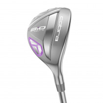 Lady Cobra Bio Cell-S Hybrid Component - Silver/Purple