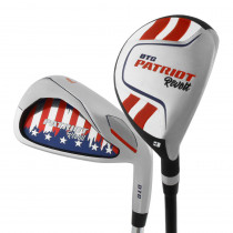 DTG Patriot Revolt Hybrid Iron Golf Clubs