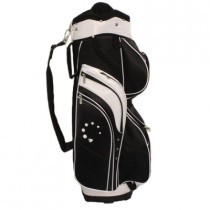 DTG Premier Cart Bag Black/White